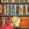 DVD learning resource library, International English Institute, NZ