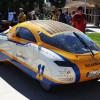 SolarWorld GT, автомобиль на солнечной энергии, разработанный в Германии. Фото: Sharon Weltz