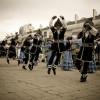 Башкирский танец. Фото Dave Pyle.
