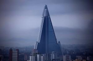 Отель Рюгён, Пхеньян
